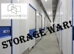 Anzeige zum Lagerraum4you Storage War