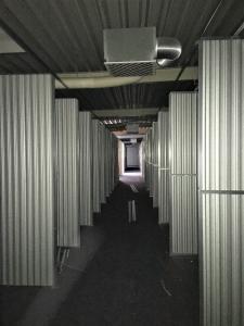 Gangbereich Boxenaufbau Lagerraum4you Velbert