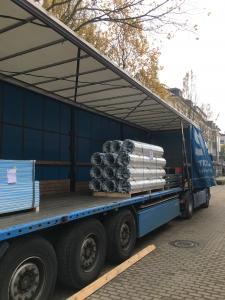 Aufbau Storage Lagerraum4you Velbert