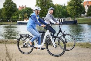 Senioren e-bike