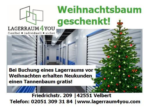 Weihnachtsbaum gratis